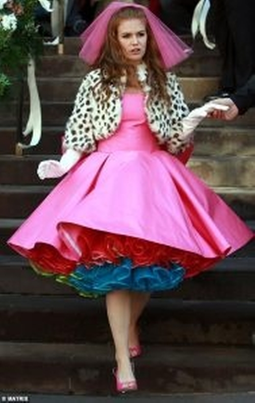 Bridesmaid Dress by Patricia Field in Confessions of a Shopaholic