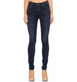Rocket Mid Rise Skinny Jeans by Citizens of Humanity in New Girl