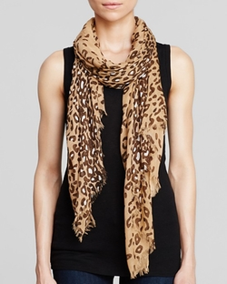 Animal Print Scarf by Aqua in Unbreakable Kimmy Schmidt