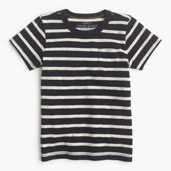 Pocket T-Shirt by J. Crew in Supergirl