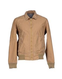 Double Face Bomber Jacket by Meltin Pot in Secret in Their Eyes