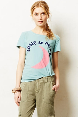 Francophile Tee by T.La in Jane the Virgin