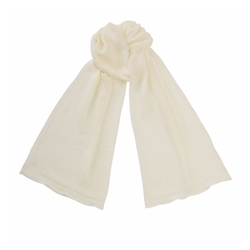 Silk Woven Jacquard Crepe Scarf by Jimmy Choo in The Boss