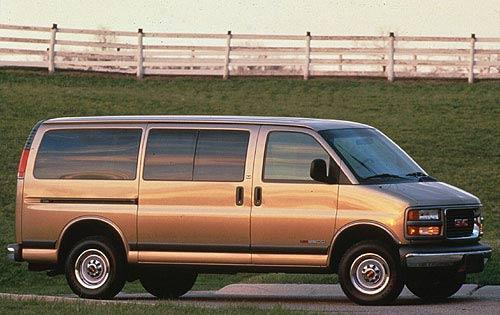 1996 SAVANA by GMC in Brick Mansions