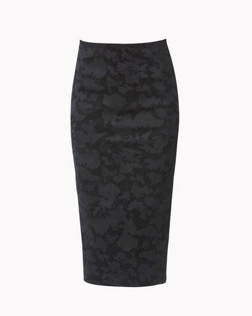 Lila Pencil Skirt by Veronica Beard in The Flash - Season 2 Episode 17