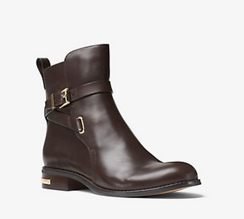 Arley Leather Ankle Boots by Michael Michael Kors in Rogue One: A Star Wars Story