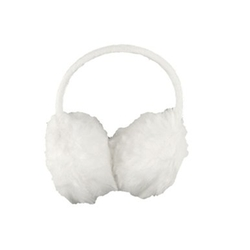 Lady Plastic Frame Earmuffs by Uxcell in Scream Queens