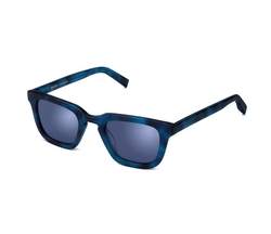 Eastman Belize Blue Sunglasses by Warby Parker in Miss You Already