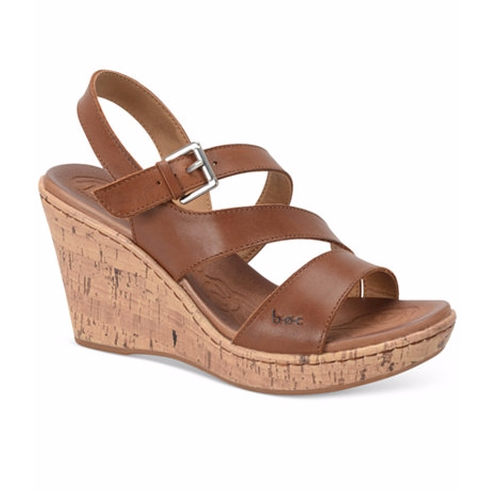 Schirra Wedge Sandals by B.O.C. in Lady Dynamite