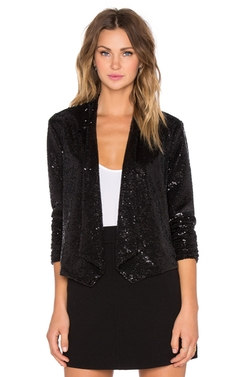 Christel Sequin Blazer by BB Dakota in Fuller House