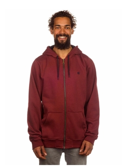 E Hoody Zip Sweatshirt by Etnies in Creed