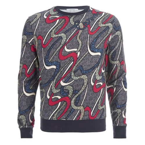 Printed Sweater by Carven in Popstar: Never Stop Never Stopping