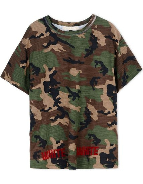 Short Sleeve T-Shirt by Off-White in We Are Your Friends