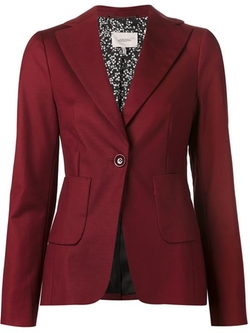 Classic Fitted Blazer by Dorothee Schumacher in The Good Wife