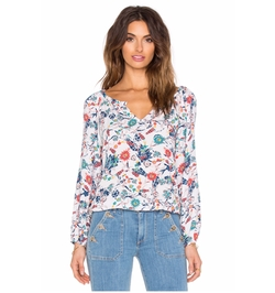 Dolce Flora Peasant Top by Ella Moss in The Big Bang Theory