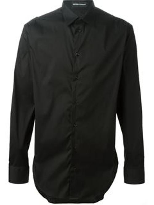 Classic Shirt by Giorgio Armani in Man of Tai Chi