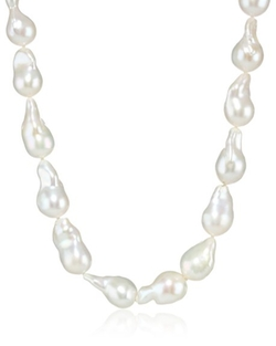 Freshwater Cultured Pearl Strand Necklace by Tara Pearls in Atonement