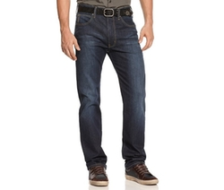 Straight-Leg Jeans by Armani in Sleeping with Other People