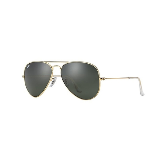 Large Metal Aviator Classic Sunglasses by Ray-Ban in Sex and the City 2