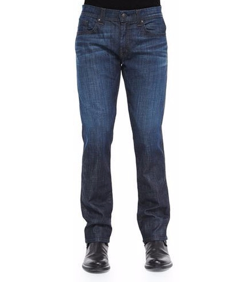 Jimmy Harvard Denim Jeans by Fidelity in Elementary - Season 5 Episode 1