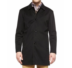 Modena Reversible Trenchcoat by Peter Millar in Quantico