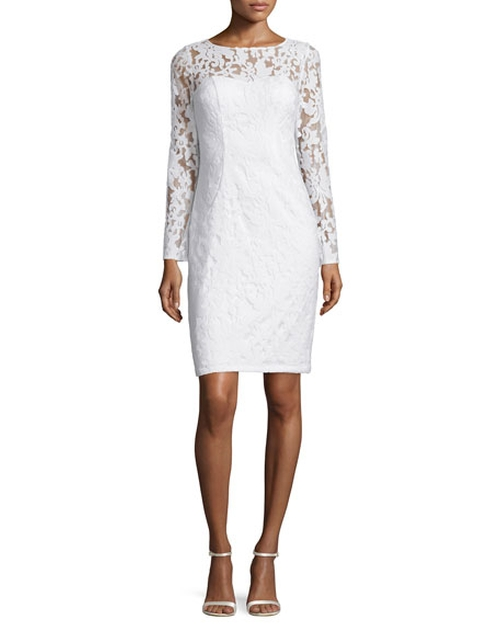 Lace Sheath Cocktail Dress by Sue Wong in American Horror Story