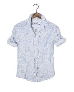 Floral Linen Shirt by Frank & Eileen in Modern Family