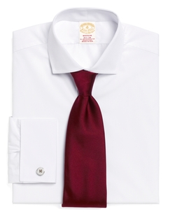 Golden Fleece Madison Fit French Cuff Dress Shirt by Brooks Brothers in Demolition