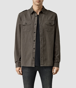 Pioneer Shirt by Allsaints in Empire