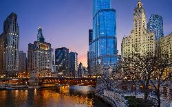 Illinois, USA by Chicago in Divergent