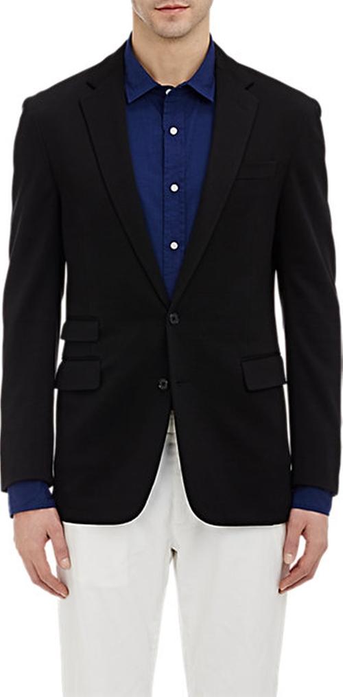 Two-Button Daniel Sportcoat by Ralph Lauren Black Label in Rock The Kasbah