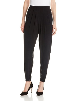 Gemma Pleated Silk Relaxed Pants by Elie Tahari in Before I Wake