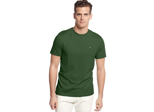 Beach Short-Sleeve T-Shirt by Tommy Hilfiger in Get Hard