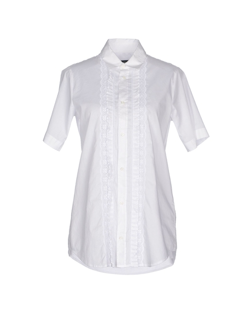 Button Down Shirt by DSQUARED2 in Regression