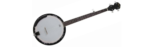 5-String Banjo by Jameson Guitars in The Mindy Project - Season 4 Episode 7