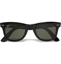 Original Wayfarer Acetate Sunglasses by Ray-Ban in Zoolander 2