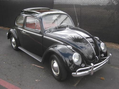 Beetle Sunroof Sedan by Volkswagen in The Best of Me