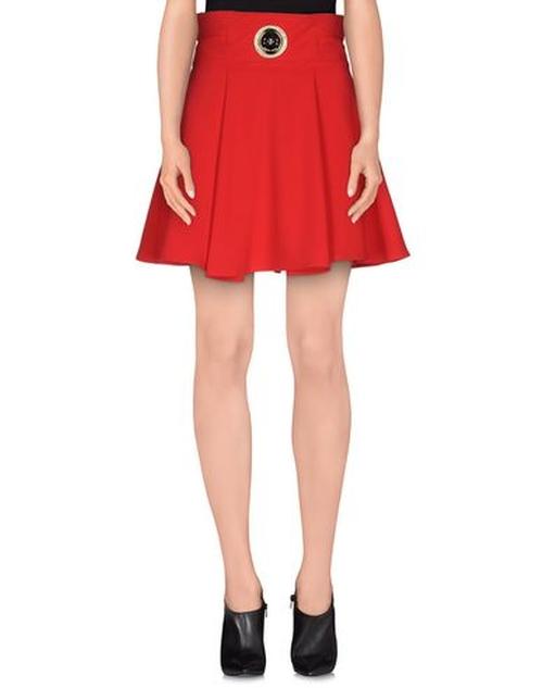 Knee Length Skirt by Elisabetta Franchi in Supergirl - Season 1 Episode 12