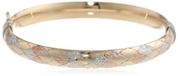 Bonded Sterling Silver Bangle by Amazon Curated Collection in Crazy, Stupid, Love.