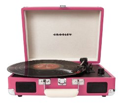 Cruiser Portable Turntable by Crosley in If I Stay