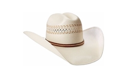 Butte Hat by Justin in The Longest Ride