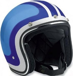 Bonanza Fury Open Face Helmet by Biltwell in Eddie The Eagle