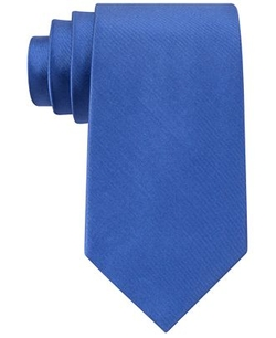 Sapphire Solid II Tie by Michael Kors in The Martian