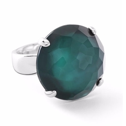 Rock Candy Large Stone Ring by Ippolita in Grace and Frankie
