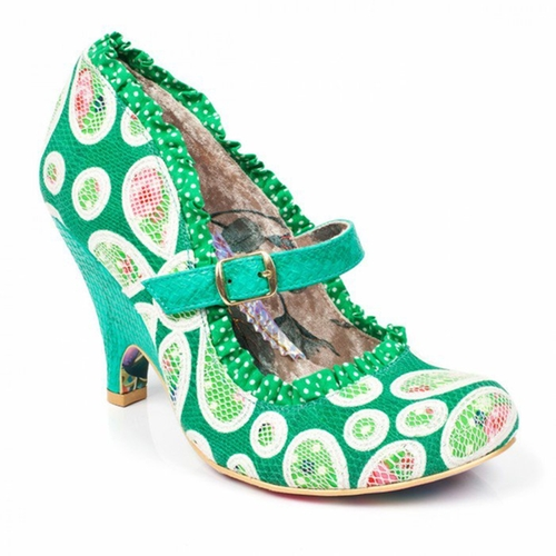 Printed Pumps by Irregular Choice in Me Before You