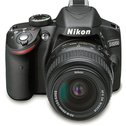 Digital SLR Camera by Nikon in Love the Coopers