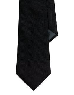 Solid Silk Tie by Ralph Lauren in X-Men: Days of Future Past