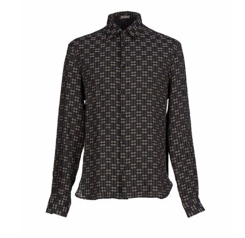 Tartan Pattern Shirt by Galliano in Star - Season 1 Preview