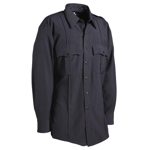Classic Duty Maxx Men's Long-Sleeve Shirt by Elbeco in Need for Speed