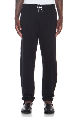 Jogging Cotton Pants by Maison Kitsune in Southpaw